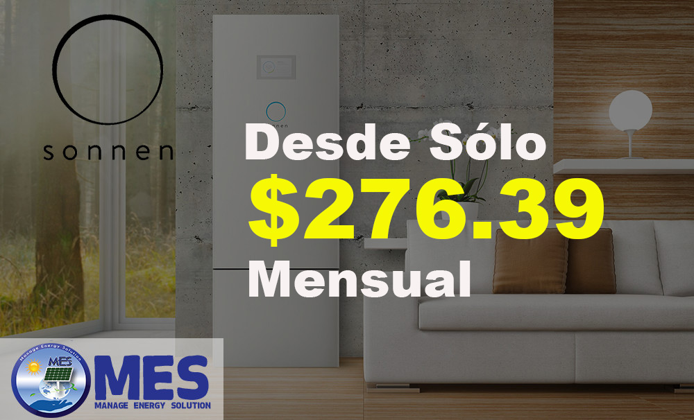 Sonnen - MES Corp